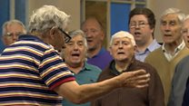 Male voice choirs 'adapting' to change