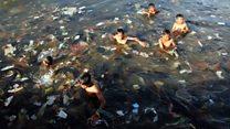 Indonesia berkomitmen bersihkan laut dari sampah plastik