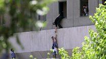 إيران تتهم السعودية بالمسؤولية عن هجومي طهران