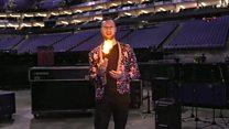 Smoking jackets: the secrets of Take That's tour