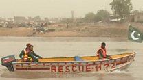 سیلاب سے نمٹنے کی ہنگامی مشقیں