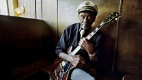 """I like to be responsible for me and not the acts of others, so I have to go alone"" - Chuck Berry on his touring experiences"