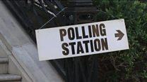 ТВ-новости: Британия голосует на выборах в парламент