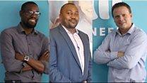 """Cliquez ici pour réécouter l'émission """"Afrique Avenir"""" avec Ghislain, Ken et Sébastien"""