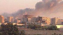 Muddo kaddib wa sidee xaalada magaalada Raqqa?