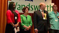 Battersea result: Jane Ellison loses to Labour