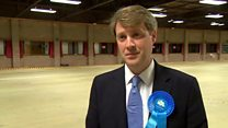 Conservative vote increases in Kingswood