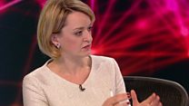 Kuenssberg: 'Total political disaster for May'