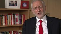Corbyn: 'Incredible result for Labour party'