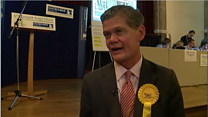 Stephen Lloyd is re-elected