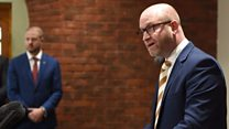 Nuttall: 'I am standing down today'