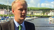 Plaid's 'jolt of energy' with youngest MP
