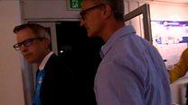 Tory aides push BBC cameraman