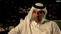 """وزير الاقتصاد و التجارة القطري: """"ايران عرضت علينا المساعدة"""""""