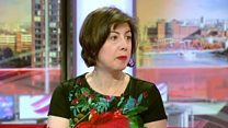Lucy Powell speaks about Corbyn