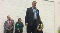 Conservative MP Bill Wiggin praises Labour campaign