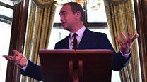 Farron pleased with Lib Dem 'progress'