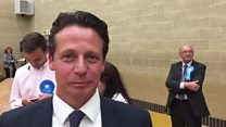 'Privilege to be MP' - Huddleston