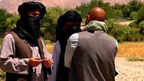 طالبان کے زیر قبضہ علاقے میں زندگی