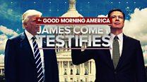 A Washington, comment le grand oral de Comey a été monté en spectacle