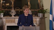 Sturgeon says SNP 'will listen to voters'