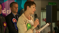 Caroline Lucas speech