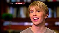 Chelsea Manning speaks for first time