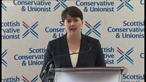 Davidson says Scotland 'needs a break'
