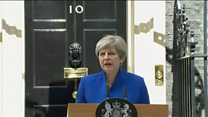 Мэй обещает Британии правительство определенности