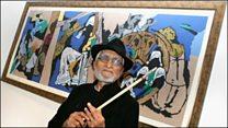 भारतीय चित्रकला का सबसे बड़ा शो मैन