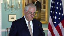 Rex Tillerson: Ease blockade of Qatar