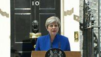حساب و کتاب ترزا می غلط از آب درآمد؛ محافظه کاران بریتانیا اکثریت را از دست دادند