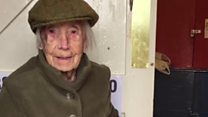 Name error stops 106-year-old voting