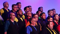 Gay chorus gives hope to Orlando