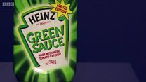 Com ketchup verde e batatas fritas light que causam diarreia, museu reúne objetos retirados do mercado por fracasso