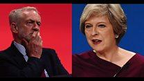 شعارهای تبلیغاتی دو حزب اصلی بریتانیا در انتخابات