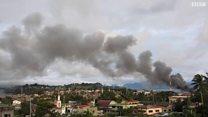 قصف مسلحين موالين لتنظيم الدولة الإسلامية في الفلبين