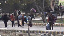 خاطرات شکنجه و مشکلات روانی یکی از مشکلات آورگان جنگ در سوریه