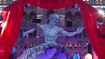 The Life Ball: 'Recognise the danger'