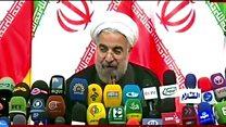جواب رئیس جمهوری ایران به مخالفان سازش
