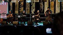 'موسیقی میں امتزاج لانا کشادہ ذہنوں کا کام ہے'
