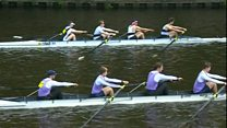 Durham 184-year-old regatta draws crowds