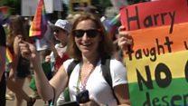 Вашингтон: тисячі вийшли на марш ЛГБТ