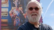 Billy Connolly 'overjoyed' with murals