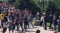 Акции протеста в День России