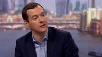Osborne: Başbakan May artık yaşayan bir ölü