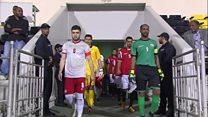 گزارشی از اردوی تیم ملی فوتبال تاجیکستان