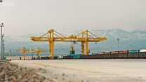 El impresionante puerto seco que será una de las paradas más importantes en la nueva Ruta de la Seda