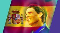 Nadal in numbers