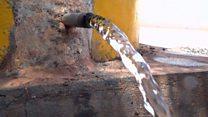 El ancestral acueducto subterráneo olvidado que está ayudando a combatir la sequía en India